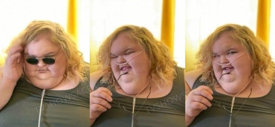 Tammy Slaton 1000 lb Sisters Instagram